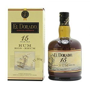 Vino Migliore RHUM Rum El Dorado Special 15 Anni Demerara