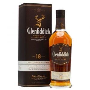 "Vino Migliore WHISKY Whisky ""18 anni"" Glenfiddich"