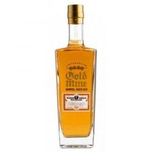 Vino Migliore GIN E VODKA Gin Barrel Aged Limited Edition Gold Mine