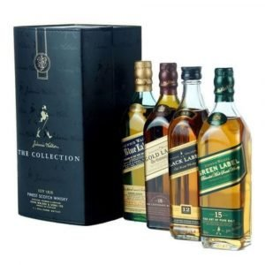 """Vino Migliore WHISKY Whisky """"The Collection"""" Johnnie Walker"""