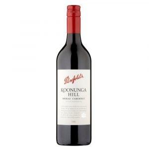 """Vino Migliore AUSTRALIA Shiraz Cabernet """"Koonunga Hill 76"""" Penfolds"""