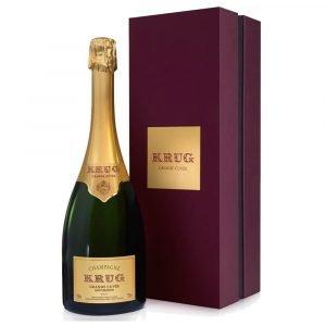 "Vino Migliore CHAMPAGNE Champagne ""Krug Grand Cuvée"" Astucciato Moët Hennessy"