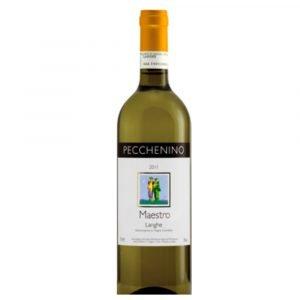 """Vino Migliore Pecchenino Langhe Bianco """"Maestro"""" Pecchenino"""