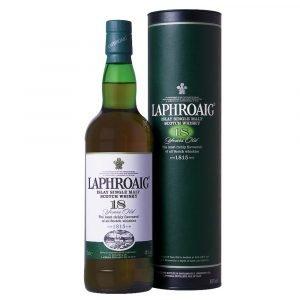 "Vino Migliore WHISKY Whisky ""Single Malt 18 anni"" Astucciato Laphroaig"
