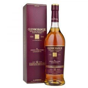 "Vino Migliore WHISKY Whisky ""Lasanta Sherry Cask"" Astucciato Glenmorangie"