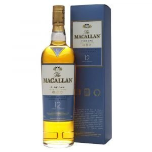 "Vino Migliore WHISKY Whisky Single Malt ""12 Anni"" The Macallan"