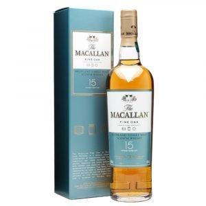 "Vino Migliore WHISKY Whisky Single Malt ""15 Anni"" The Macallan"