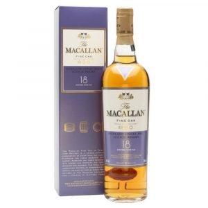 "Vino Migliore WHISKY Whisky Single Malt ""18 Anni"" The Macallan"