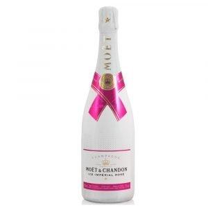 "Vino Migliore CHAMPAGNE Champagne Moët Chandon ""Moët Ice Rosé"" Moët Hennessy"