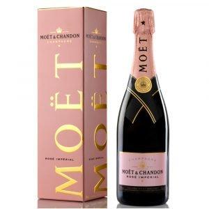 "Vino Migliore CHAMPAGNE Champagne Moët Chandon ""Moët Rosé Imperial"" Moët Hennessy"