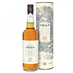 "Vino Migliore WHISKY Whisky ""Single Malt 14 anni"" Astucciato Oban"