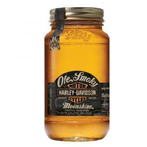 "Vino Migliore WHISKY Whisky ""Ole Smoky Charred Moonshine"" Harley Davidson"