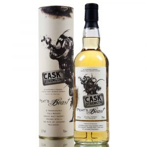 """Vino Migliore WHISKY Whisky """"Cask Strength"""" Peat's Beast"""