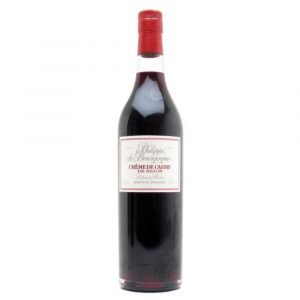 """Vino Migliore LIQUORI Liquore """"Crème de Cassis de Dijon"""" Philippe de Bourgogne"""