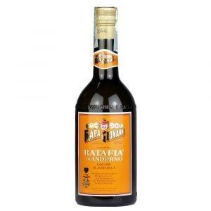 """Vino Migliore LIQUORI Liquore di Albicocca """"Ratafia' di Andorno"""" Rapa Giovanni"""
