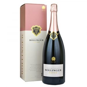 """Vino Migliore CHAMPAGNE Champagne """"Brut Rosé"""" Bollinger"""
