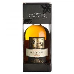 "Vino Migliore RHUM Rhum Agricole ""Guadeloupe Vieux"" Rum Nation"