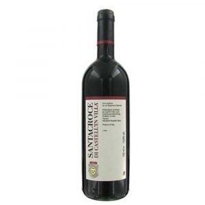 """Vino Migliore Castell'in Villa Rosso """"Santacroce"""" 2008 Castell'in Villa"""