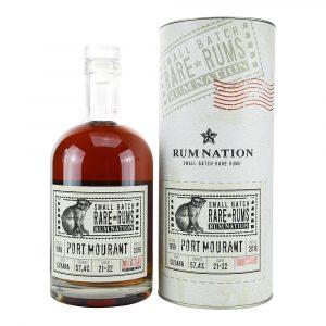 """Vino Migliore RHUM Rum """"Port Mourant"""" Rum Nation"""