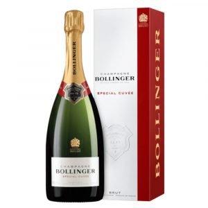 """Vino Migliore CHAMPAGNE Champagne """"Special Cuvee"""" Bollinger"""