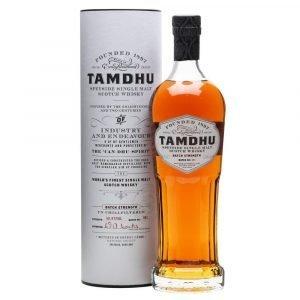 """Vino Migliore WHISKY Whisky Single Malt """"Batch Strength"""" Tamdhu"""