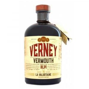 """Vino Migliore VERMOUTH Vermouth delle Alpi """"Verney"""" La Valdôtaine"""