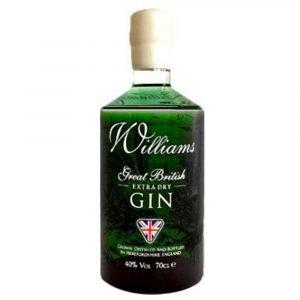 Vino Migliore GIN E VODKA Gin Extra Dry Williams Chase