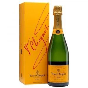 """Vino Migliore CHAMPAGNE Champagne """"Veuve Clicquot Yellow Label Astucciato"""" Moët Hennessy"""