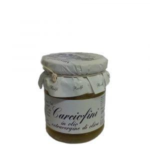 Vino Migliore CONSERVE PIEMONTESI Carciofini in Olio Extravergine di Oliva 180 Gr Riolfi