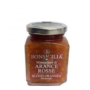Vino Migliore CONSERVE PIEMONTESI Marmellata di Arance Rosse 250 Gr Bonsicilia