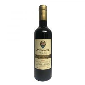 """Vino Migliore PASSITI Vin Santo """"Occhio di Pernice"""" 1991 Avignonesi"""