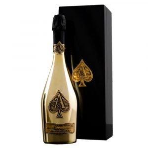 """Vino Migliore CHAMPAGNE Champagne """"Brut Gold"""" Armand de Brignac"""