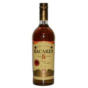 Vino Migliore RHUM Rum 5 Anni Anejo Superior Bacardi