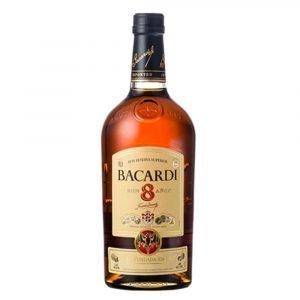 Vino Migliore RHUM Rum 8 Anni Bacardi
