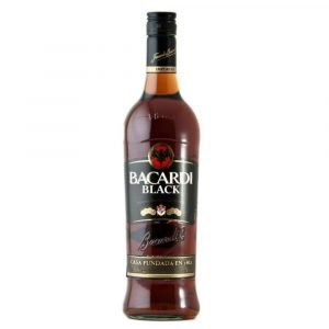 Vino Migliore RHUM Rum Bacardi Black Bacardi