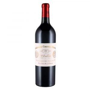 Vino Migliore FRANCIA St. Emilion 1 Grand Cru Classe 2008 Chateau Cheval Blanc