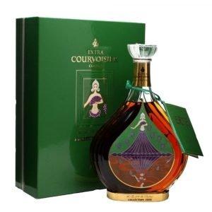 """Vino Migliore COGNAC Cognac """"L'Esprit du Cognac"""" Collection Erte No.6 Courvoisier"""