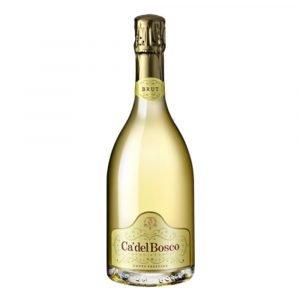 """Vino Migliore Ca del bosco Franciacorta """"Cuvée Prestige"""" 0,375 ML Ca' del Bosco"""