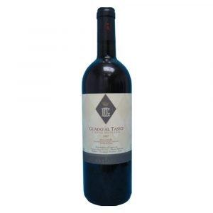 """Vino Migliore Antinori Bolgheri Superiore """"Guado al Tasso"""" 1997 Tenuta Belvedere Antinori"""