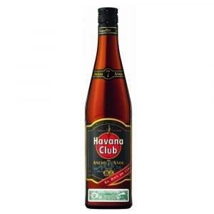 Vino Migliore RHUM Rum 7 Anni  Havana Club