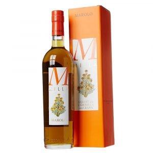Vino Migliore GRAPPE Liquore alla Camomilla con Grappa Marolo