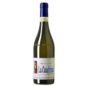 """Vino Migliore Caudrina Moscato """"La Caudrina"""" 0,375 ML 2020 Romano Dogliotti"""
