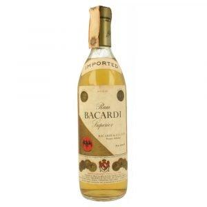 Vino Migliore RHUM Rum Bacardi Gold Superior Bacardi