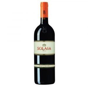 """Vino Migliore Antinori Rosso """"Solaia"""" 2012 Antinori"""