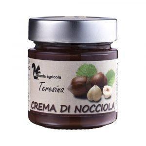 Vino Migliore DOLCI Crema di Nocciola 250 Gr Azienda Agricola Teresina