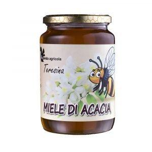 Vino Migliore DOLCI Miele di Acacia 500 Gr Azienda Agricola Teresina