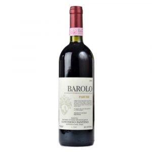 """Vino Migliore BOTTIGLIE STORICHE Barolo """"Parussi"""" 1998 Conterno Fantino"""