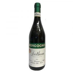 Vino Migliore Borgogno Timorasso Derthona Borgogno