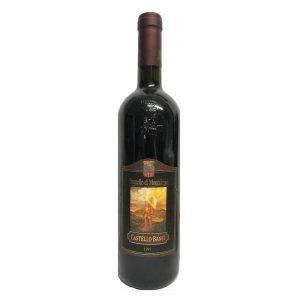 Vino Migliore BOTTIGLIE STORICHE Brunello di Montalcino 1997 Castello Banfi