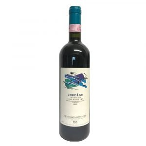 """Vino Migliore Gaja Brunello di Montalcino """"Rennina"""" 1999 Gaja"""